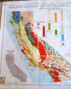Geologic Map CA