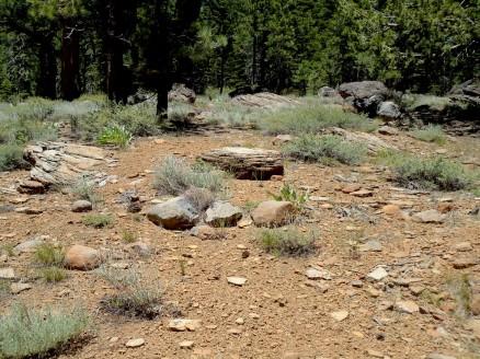 GeologyHike_slanted rock formations