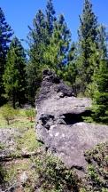 GeologyHike_TheGraniticRock
